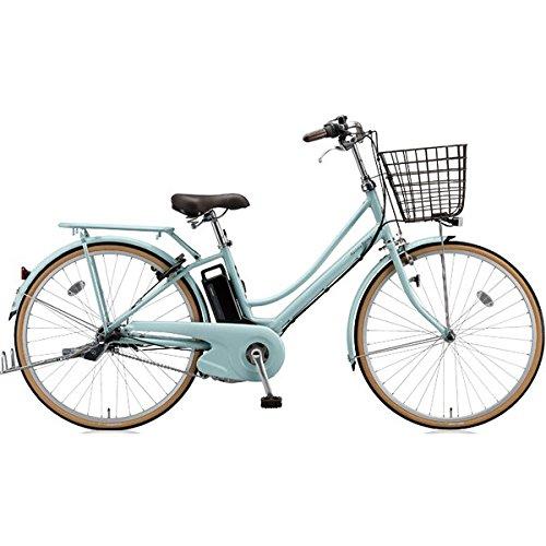 BRIDGESTONE(ブリヂストン) 18年モデル アシスタプリマ A6PD18 26インチ 電動アシスト自転車 専用充電器付 B075CKR9RL E.Xグレイッシュミント E.Xグレイッシュミント