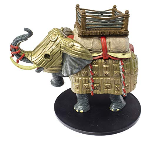 Female Elephant - D&D Icons of The Realms: Waterdeep Dragon Heist - Elephant #043
