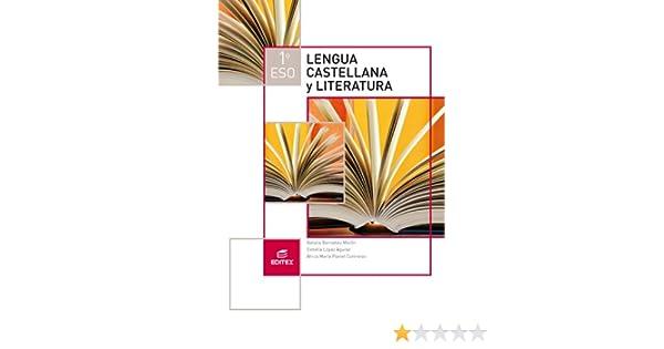 Lengua castellana y Literatura 1º ESO LOMCE : 3 Secundaria ...