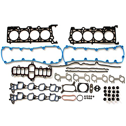 SCITOO Replacement for Head Gasket Set fit Ford F-150 2002-2003 4.6L VIN 6 Windsor Automotive Engine Head Gaskets Sets