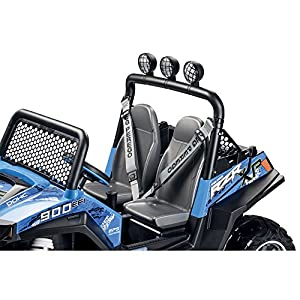 Peg-Perego-Polaris-RZR-900-Ride-On-Blue-12V
