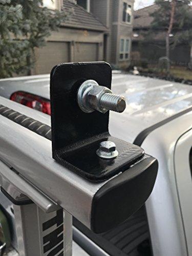 Hi-Lift / Handyman Jack Mounts On Extruded Aluminum Thule, Yakima, Rhino
