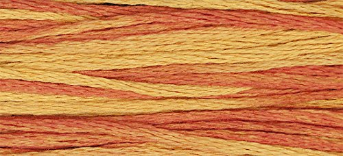 Weeks Dye Works Embroidery Floss Thread, Autumn Leaves