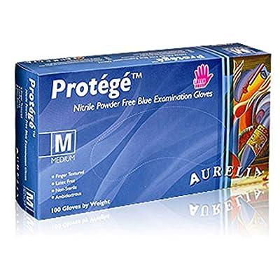 Aurelia Protege Stretch Nitrile Exam Gloves-Case Quantities