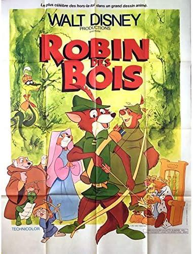 Robin Des Bois Affiche De Film 120x160 Walt Disney Classic Amazon Fr Cuisine Maison