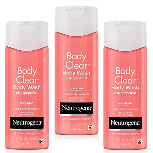 Amazon Com Neutrogena Body Clear Body Wash With Salicylic Acid