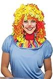 Paper Magic Cutie Pie Clown Wig