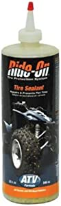 Ride-On Tire Sealant for ATVs and UTVs - 7132 (32 Ounce Bottle)