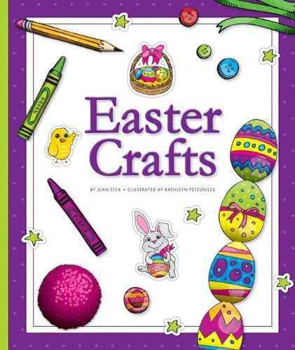 Easter Crafts (Craftbooks) ebook