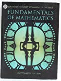 Fundamentals of Math, , 0536609683