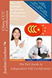 China CCC Certification: The Full Guide to Independent Self-Certification