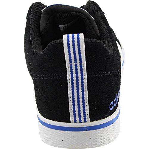 Adidas Heren Pace Plus Enkelhoge Fashion Sneaker Zwart / Wit