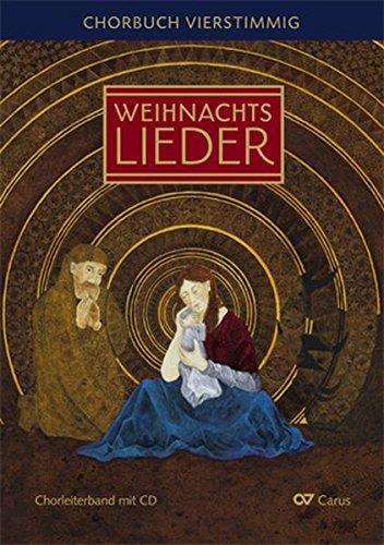 Advents- und Weihnachtslieder SATB: Chorbuch für vier- bis achtstimmig gemischten Chor (LIEDERPROJEKT)