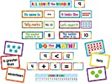 all about number chart - Teacher Created Resources Numbers, Counting & More Pocket Chart Cards (TCR20847)