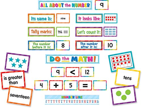 - Teacher Created Resources Numbers, Counting & More Pocket Chart Cards (TCR20847)