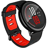 Amazfit Pace Multisport Smartwatch by Huami with All-day Heart Rate and Activity Tracking, GPS, 5-Day Battery Life, US Service and Warranty (A1612 Black)