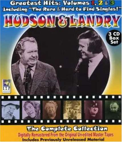 Top hudson and landry box set