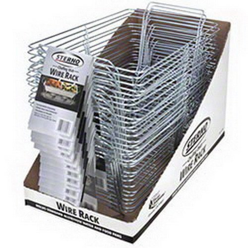Sterno Products 70152 Wire Chafing Dish Rack - 18 / CS