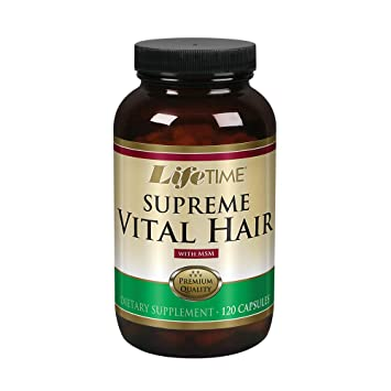 Image Unavailable Not Available For Color Lifetime Supreme Vital Hair
