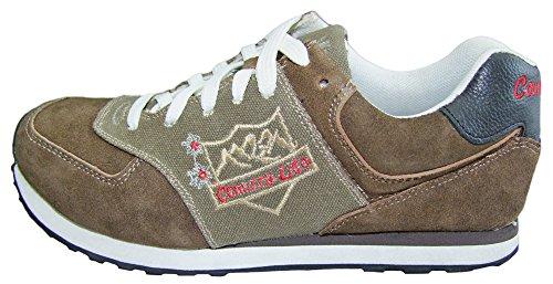 Trachten Sneaker Vroni für Damen - Sportlicher Trachten Schuh für Damen zur Lederhose