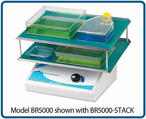 Benchmark Scientific BR5000-STACK Stacking Platform with Flat Mat and 3.5