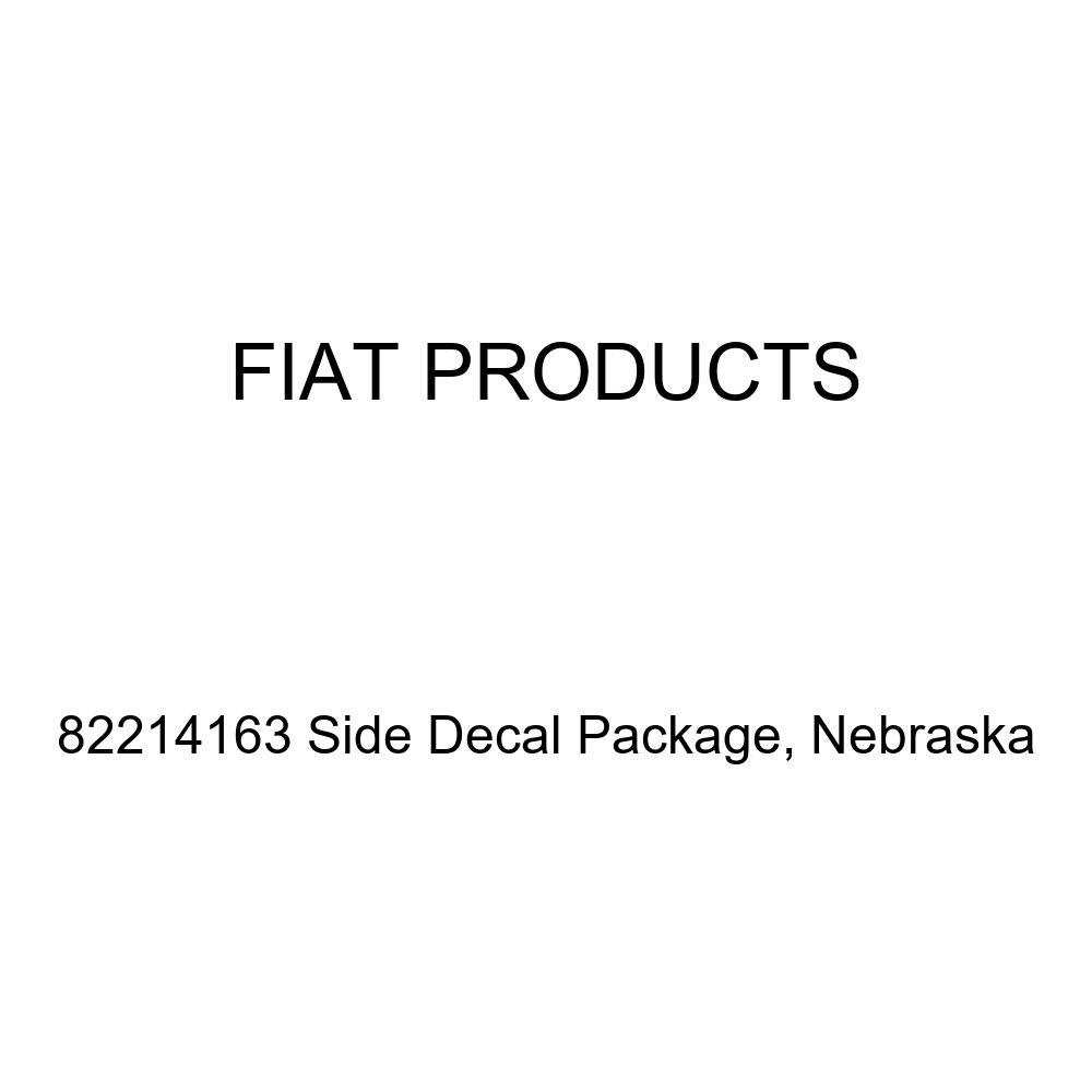 Fiat Genuine 82214163 Side Decal Package Nebraska