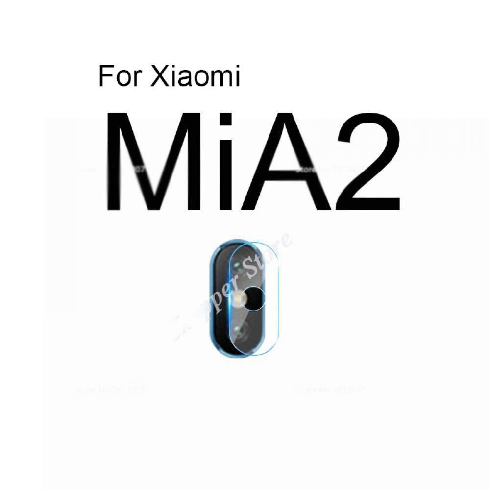 Amazon.com: 2 lentes de cámara de vidrio templado para Redmi ...