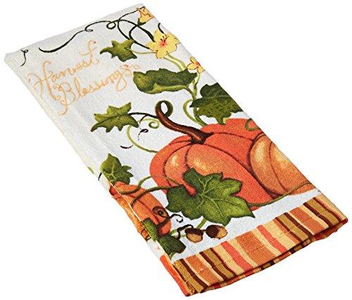 Harvest Blessings Pumpkin - 8