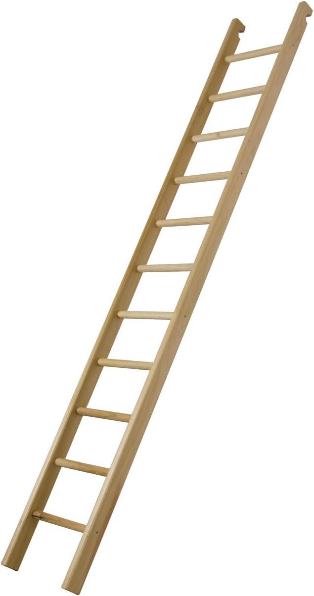 Sport-Tec Turn Escalera para espaldera Escalera Escalada Gimnasia Jugar Colegio, 240 x 35 cm: Amazon.es: Deportes y aire libre