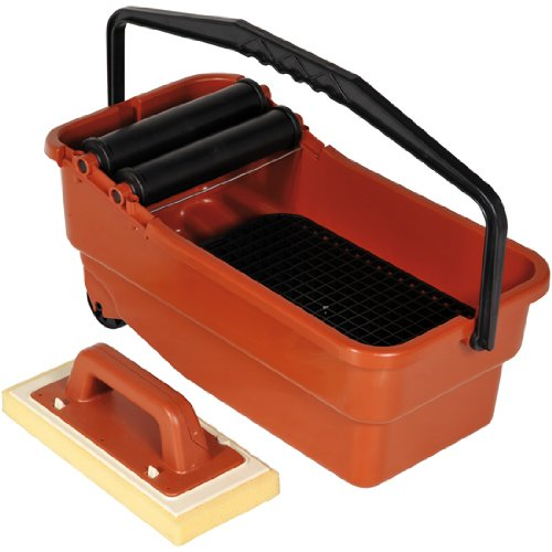Raimondi Smart Grout Cleaning System and Sponge (Grout Bucket Tile)