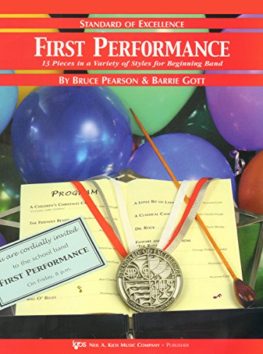 (W26FL - First Performance - Standard of Excellence - 1st/2nd)