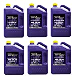 Royal Purple API-Licensed SAE 5W30 High Performance Synthetic Motor Oil - 5 qt. (Case of 6)