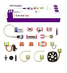 littleBits - Kit electrónico súper (650-0120)