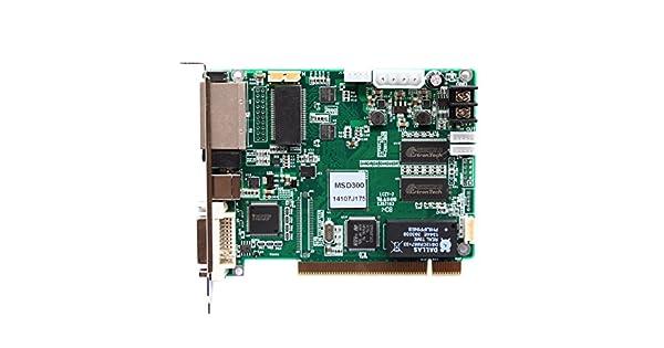 Amazon.com: novastar msd300 tarjeta de envío para LED ...