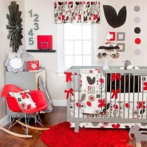 Amazon Com Piper 3 Piece Baby Crib Bedding Set By Sweet