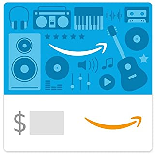 Amazon eGift Card - Music Icons (B01LWOJQON) | Amazon price tracker / tracking, Amazon price history charts, Amazon price watches, Amazon price drop alerts