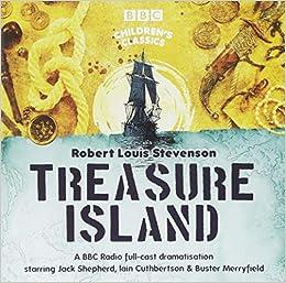 Treasure Island por Buster Merryfield