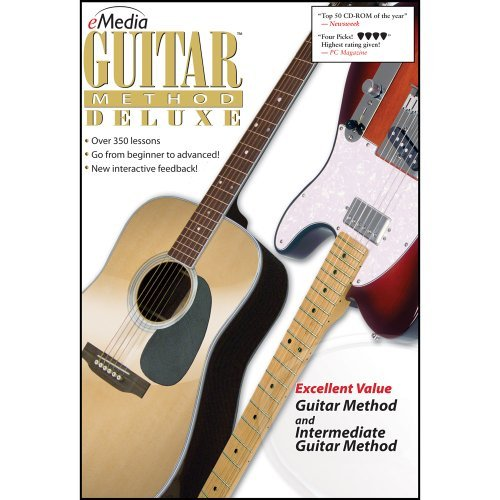 eMedia Guitar Method Deluxe [PC Download] by eMedia