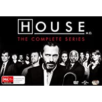 House: The Complete Seasons 1-8 (DVD)