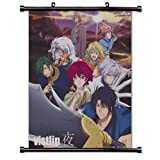 Yona of the Dawn (Akatsuki no Yona) Anime Wall Scroll Poster (16x18) Inches