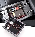 HIGH FLYING Car Center Armrest Console Glove Storage Box Tray Organizer for Mazda CX-5 2018 2019 2020
