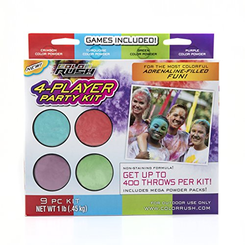 color-rush-4-player-party-kit-primary-100g-holi-color-powder-packets-crimson-turquoise-green-purple-