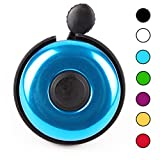6. MOFAST Bike Bell, Aluminum Bicycle Bell for Adult Kids Girls Boys (Blue)