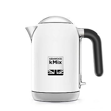 Kenwood kMix 1L 2200W Blanco - Tetera eléctrica (2200 W, Corriente alterna, 215