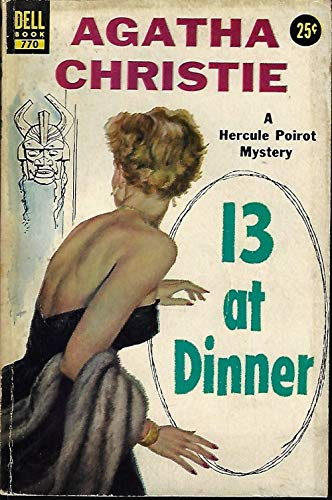 13 AT DINNER; A Herule Poirot Mystery