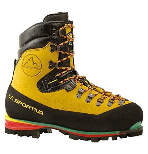 La Sportiva Nepal Extreme - Yellow - EU 41 / UK 7.5 / US M 8.5 / US W 9.5 - Isolierter Vibram® Hochtourenbergschuh