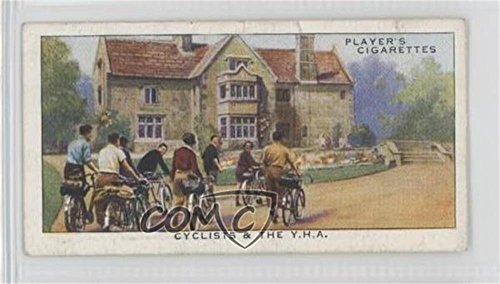 Cyclists and the Y.H.A. COMC REVIEWED Poor (Trading Card) 1939 Player's Cycling - Tobacco [Base] (Cycling Card)