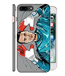 ColorKing Football Neuer Germany 02 Multicolor shell case cover for Apple iphone 7 Plus