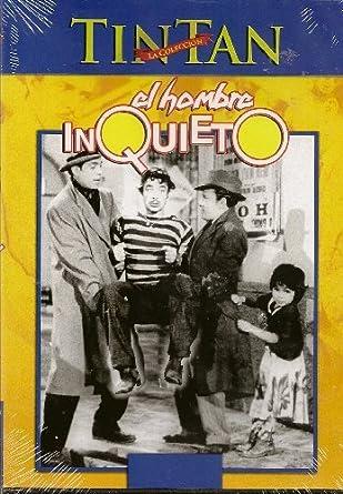 Amazon Com Tin Tan El Hombre Inquieto Ntsc Region 1 4 Dvd Import Latin America Mexico By Jaime Salvador Movies Tv