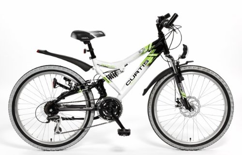 24 zoll mountainbike fahrrad mit gabelfederung beleuchtung 21 gang shimano faster bbo pro. Black Bedroom Furniture Sets. Home Design Ideas